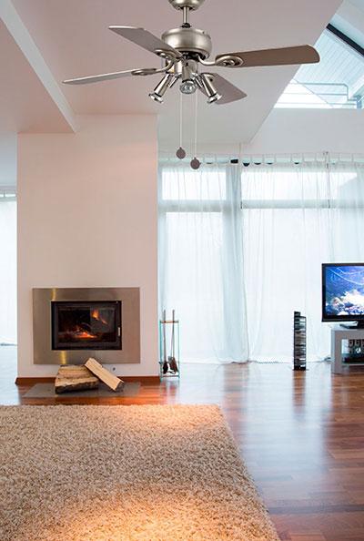 FARO 33301 stropní ventilátor interiér