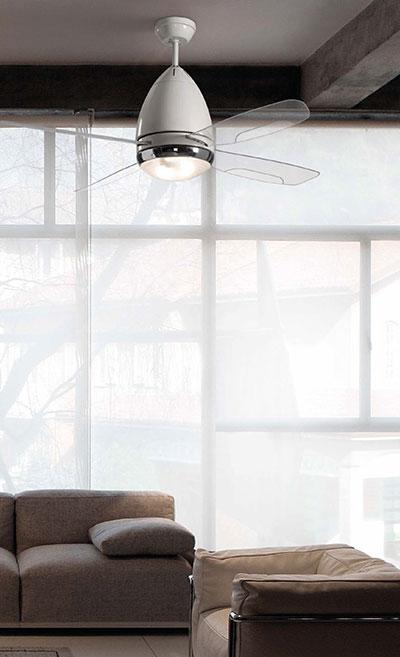 FARO 33389 stropní ventilátor interiér