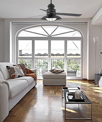FARO 33396 stropní ventilátor interiér