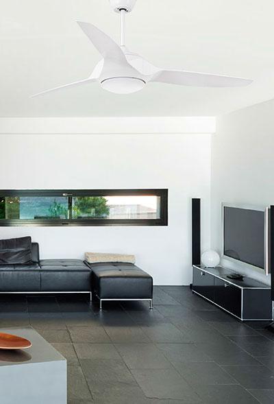 FARO 33408 stropní ventilátor interiér