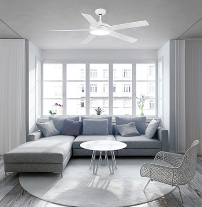 FARO 33420 stropní ventilátor NOVA interiér