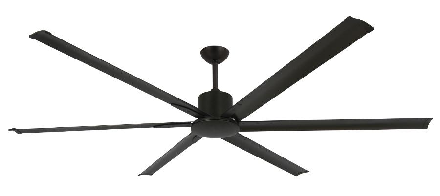 Stropní ventilátor bez světla FARO 33462 Andros
