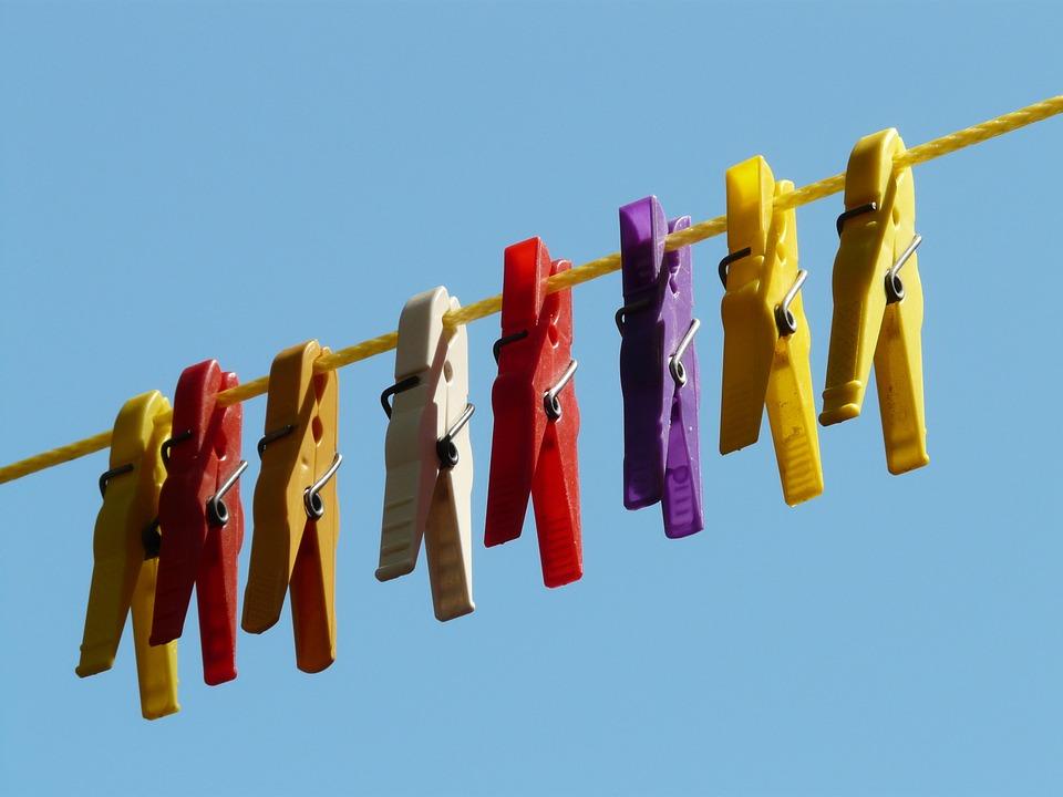 funkce sušení prádla