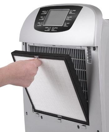 Odvlhčovač vzduchu s HEPA filtrem