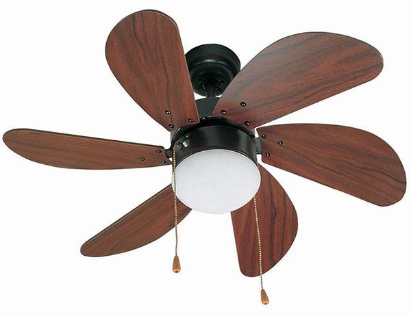 FARO 33185 stropní ventilátor se světlem