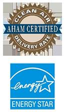 Certifikát AHAM - čističky vzduchu