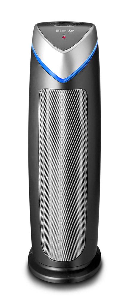 Čistička vzduchu s ionizátorem a HEPA filtrem vhodná pro alergiky a astmatiky - Clean Air Optima CA-506 + filtr