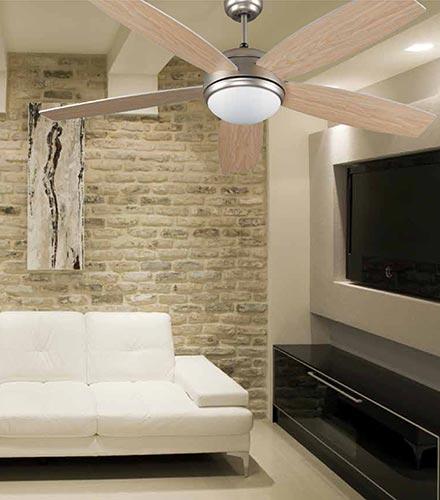 FARO 33313 - stropní ventilátory se světlem