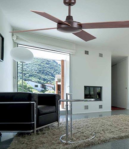 FARO 33351 - stropní ventilátor bez světla