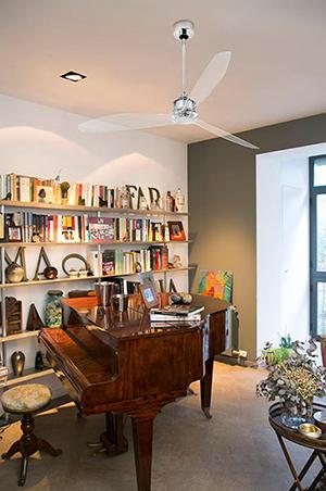 FARO 33394 interiér - stropní ventilátor bez světla