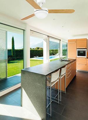 FARO 33600 interiér - ventilátory